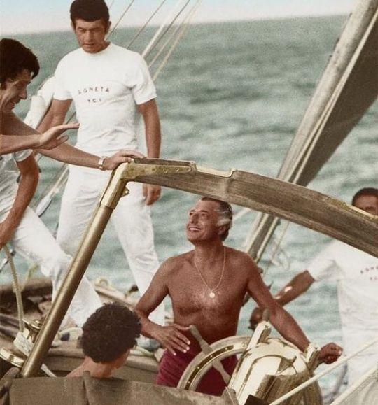 xaipe morandini yacht chater digital marketing